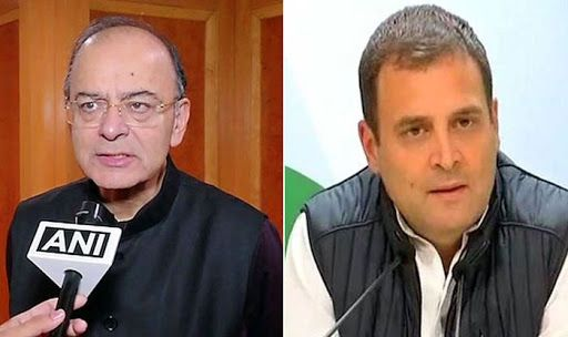 Jaitley Hits Back at Rahul For Attacking PM Modi Over Rafale, Claims Current Price 9% Cheaper Than UPA Deal