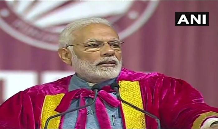 PM Modi in Punjab: 'Our Greatness is in Our Innovation, Research; Stop Competing, Start Excelling'; Adds 'Jai Vigyan' to Slogan of 'Jai Jawan, Jai Kisan'