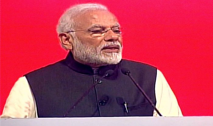 Pravasi Bharatiya Divas: PM Modi Refers to Rajiv Gandhi's '15 Paise of Re 1′ Comment to Attack Congress Over Corruption