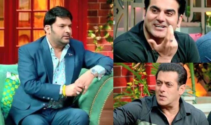 The Kapil Sharma Show: Arbaaz Khan Reveals Why Salman Khan