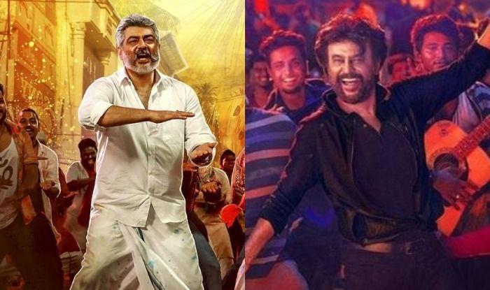 Petta Box Office Collection Day 2 Ajiths Viswasam Does Better Than Rajinikanths Petta In Tamil Nadu