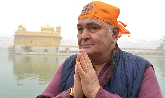Rishi Kapoor is Healing well, responds from NY