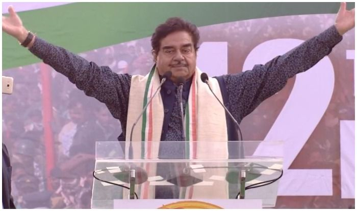 'Said Jinnah Instead of Maulana Azad', Shatrughan Sinha Reasons 'Jinnah Part of Congress' Remark