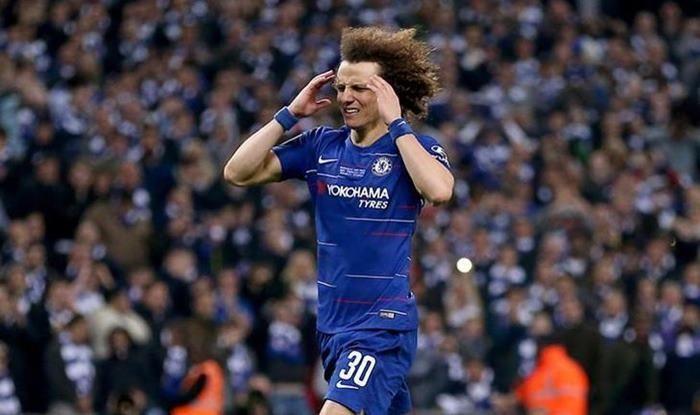 David Luiz of Chelsea_picture credit- twitter