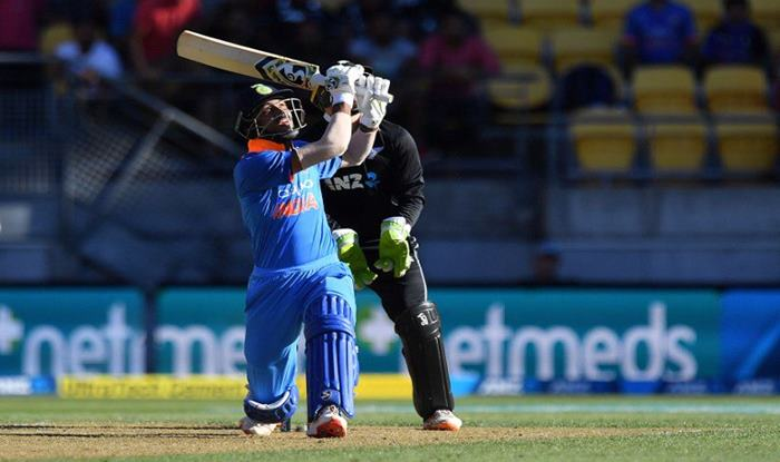 India vs New Zealand 5th ODI: Hardik Pandya Matches AB de Villiers Incredible Feat, Smashes Hat-Trick of Sixes For Fourth Time in in 50-Over Cricket | WATCH VIDEO