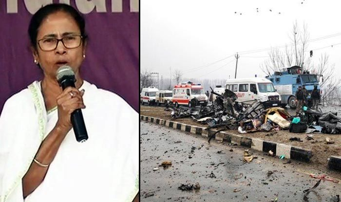 Mamata Banerjee Raises Question on Timing of Pulwama Terror Attack, Asks Why This Happened Right Before Lok Sabha Elections