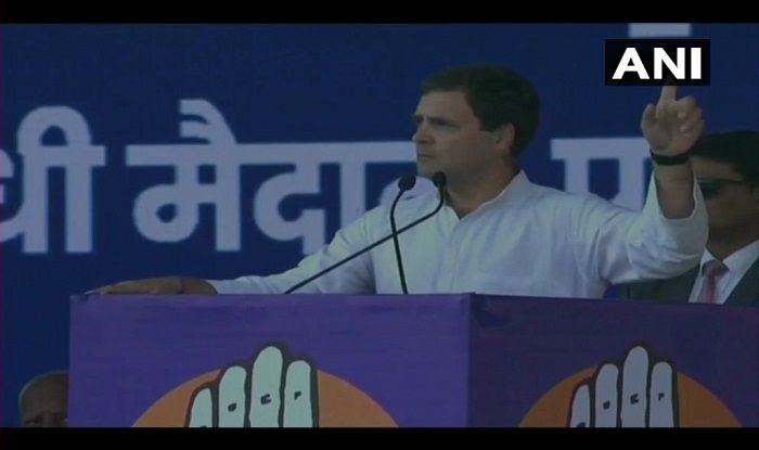 Rahul Gandhi Hints at Farm Loan Waiver Across Country if Voted to Power