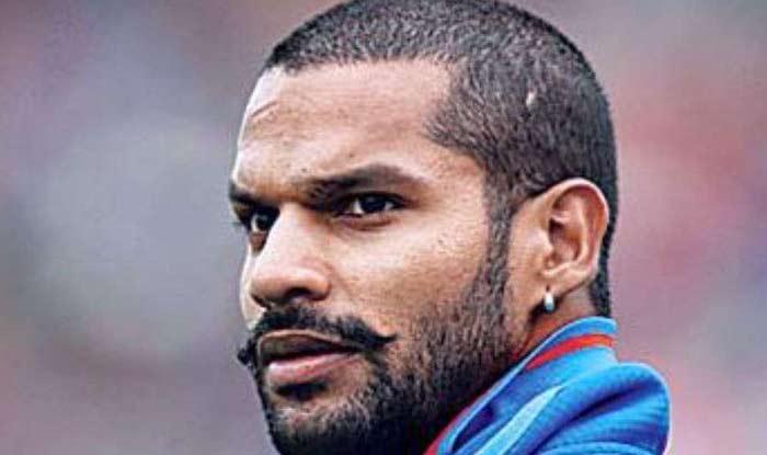 Shikhar Dhawan, ICC World Cup