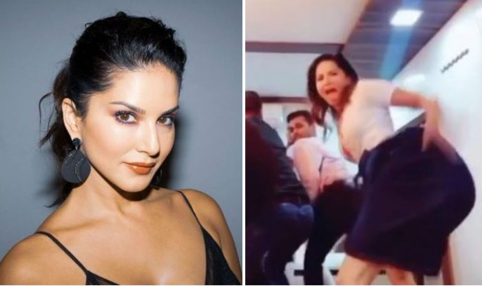 Bollywood Sizzler Sunny Leone Looks Hot And Sexy Af As She Seductively Twerks In Her Latest Viral Video