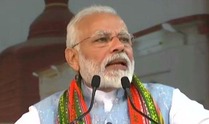 Pulwama Attack Pm Modi Bjp Leaders Cancel Political