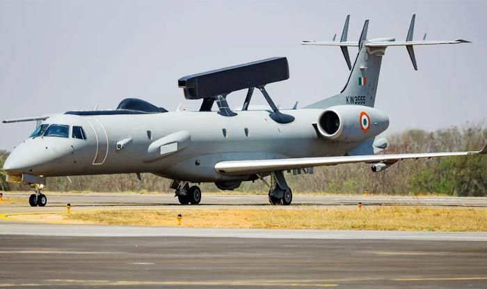 Surgical Strike 2.0: Airborne Early Warning And Control Aircraft 'Netra' Guided IAF'sMirage 2000 to JeM Terror Camp in Pakistan