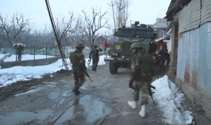 Jammu And Kashmir: Two Jaish-e-Mohammed Terrorists Killed in Encounter With Security Forces in Shopian Post Surgical Strike 2.0 in Pakistan