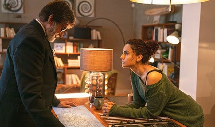 Badla Public Review: Big B And Taapsee Successfully Recreate The Pink-Magic