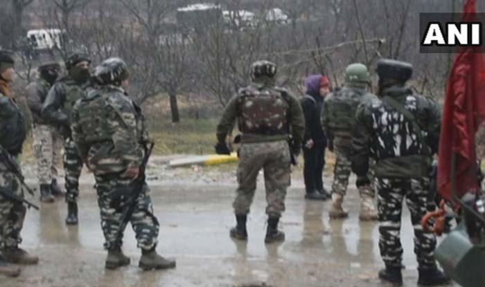 Jammu And Kashmir: Two Terrorists Killed in Handwara Encounter, Operation Underway