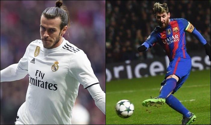 Gareth Bale and Lionel Messi set for el Clasico _picture-twitter