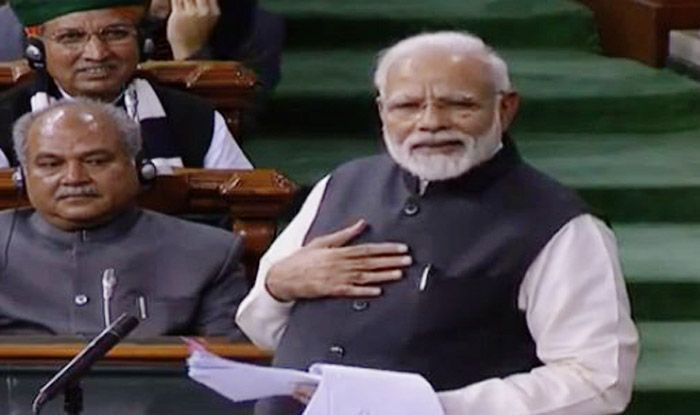 Modi in Parliament: 'Congress-Mukt Bharat' Not my Slogan, Just Fulfilling Gandhiji's Wish, Says PM