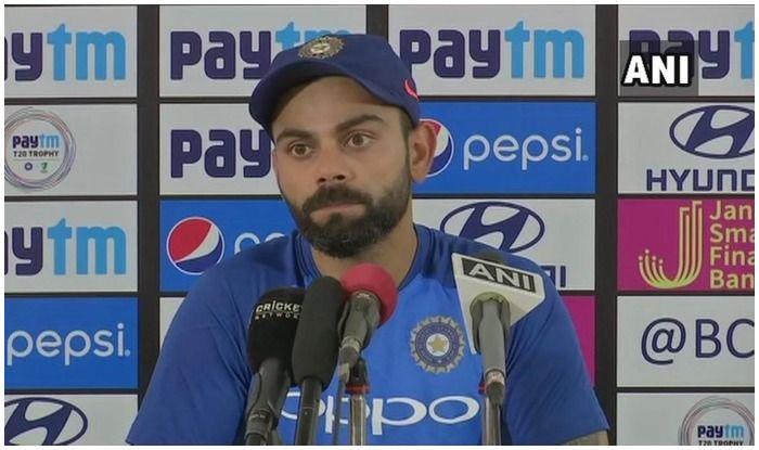 2nd T20I: Virat Kohli Makes Honest Admission After Team India's Rare Series Loss Against Aaron Finch-Led Australia
