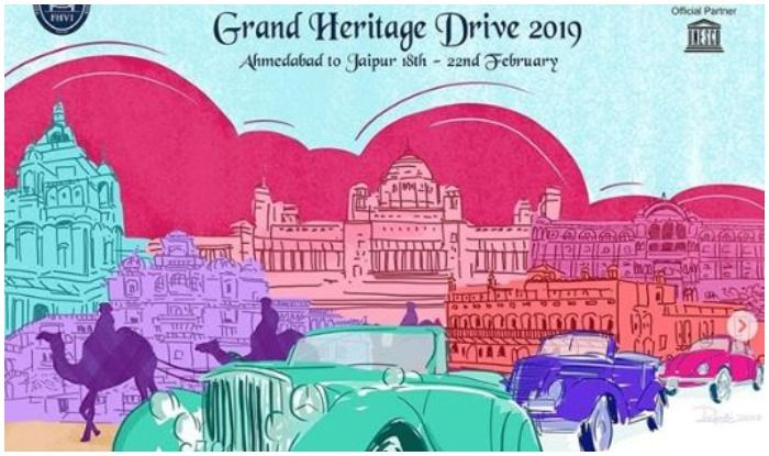 Grand Heritage Drive 2019 to launch in Ahmedabad on Monday, Will Display Vintage And Classic Collections of Automobiles