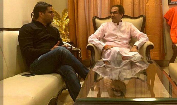 Lok Sabha Elections 2019: Prashant Kishor Meets Uddhav Thackeray, Offers to Help Shiv Sena With Poll Strategy