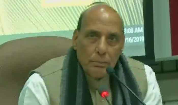 Rajnath Singh Confirms NTRO Finding 300 Active Targets in JeM Camp in Balakot, Says Exact Number of Terrorists Killed Would be Out in a Day or Two