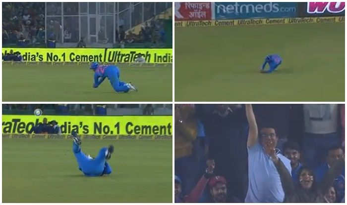 Kuldeep Yadav catch