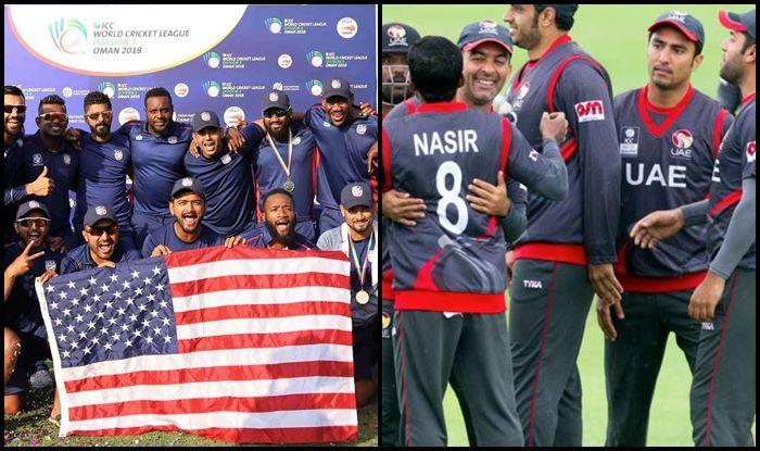 UAE vs USA 2019, 2nd T20I