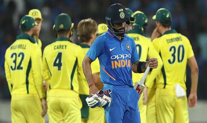 India vs Australia Match Report: Usman Khawaja's Hundred Overshadows Virat Kohli's 41st Ton as Australia Beat India by 32 Runs to Keep Series Alive in Ranchi; Hosts Lead 5-Match 2-1