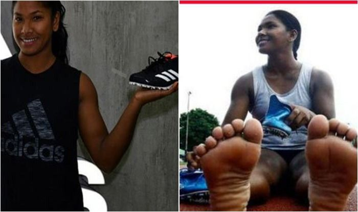 Six-Toed Heptathlete And Asian Games Gold Medallist Swapna Burman Receives Customised Footwear From Adidas