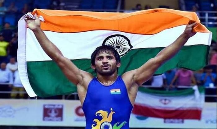 Bajrang Punia Wins Gold in Bulgaria_Picture credits-twitter