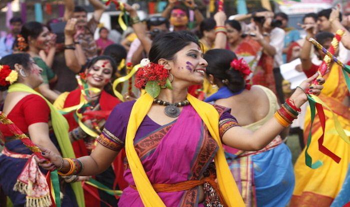 Head to Santiniketan For Basant Utsav – a Celebration of Holi