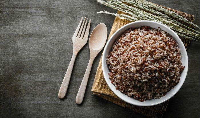 Brown-rice diabetes