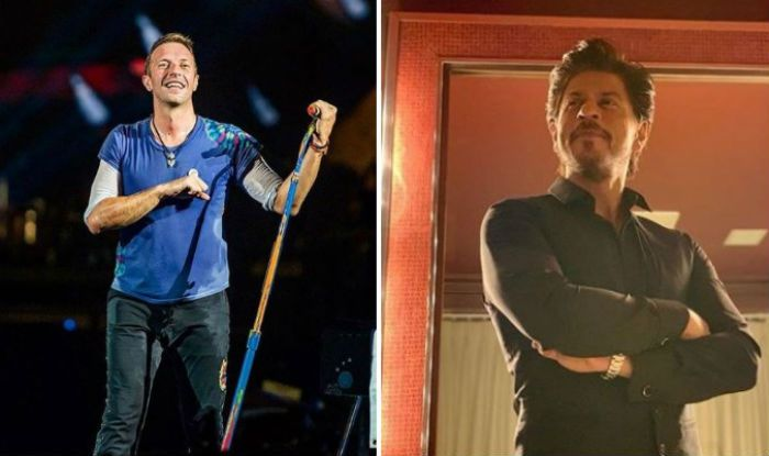 Coldplay's Chris Martin is a Die hard fan of Shah Rukh Khan