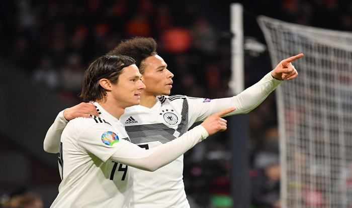 Germans defeats Netherlands in Euro qualifiers_picture-Twitter