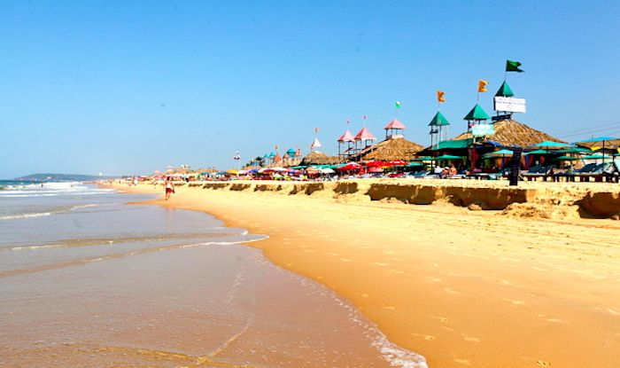 Drinking on The Beaches of Goa Soon to be a Distant Dream