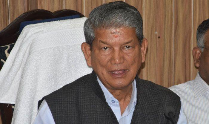 Congress leader Harish Rawat