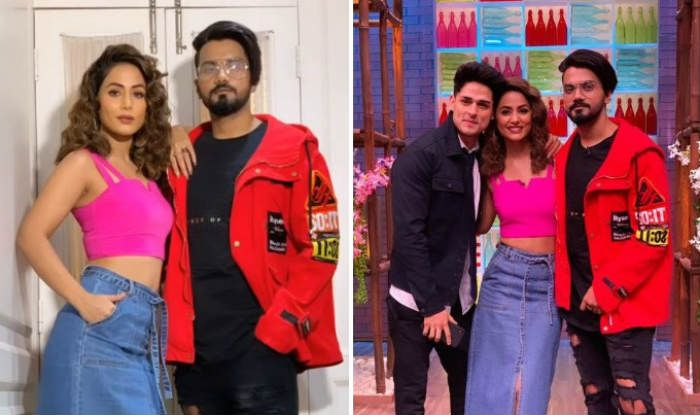 Hina Khan, Rocky Jaiswal, Priyank Sharma
