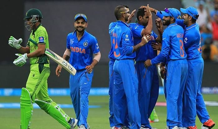 Indian Cricket Team against Pakistan_picture credits-twitter