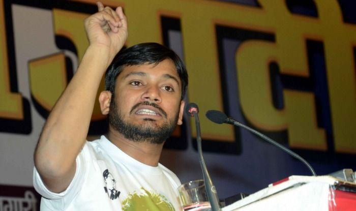 CPI candidate Kanhaiya Kumar
