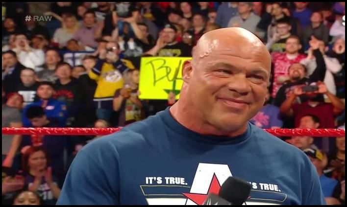 Kurt Angle annnounces his opponent for wrestlemania 35_picture credits-WWE Media