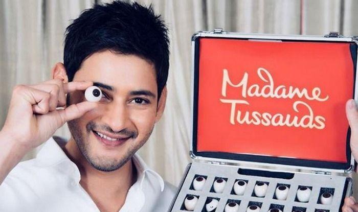 Mahesh Babu at Madame Tussauds