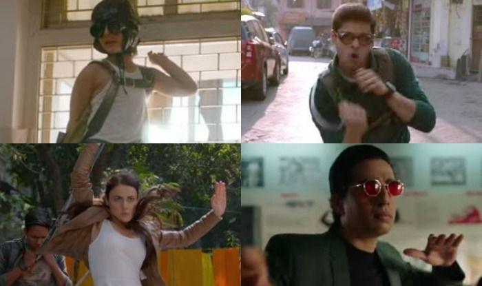 Scenes from Mard Ko Dard Nahi Hota trailer