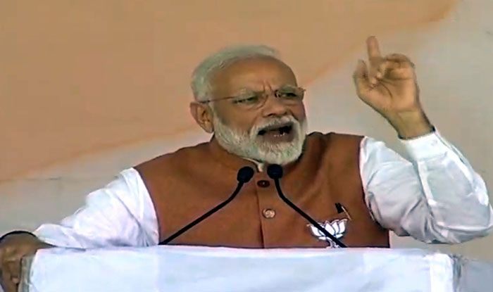 Prime Minister Narendra Modi. Photo Courtesy: IANS