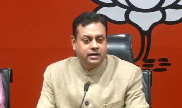 BJP leader Sambit Patra