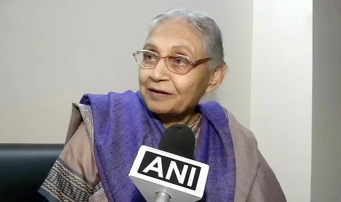Sheila Dikshit Slams HS Phoolka Over 'PMO Directly Gave Instructions to Kill During 1984 Sikh Riots' Remark