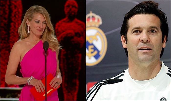 Solari not concerned about Mourinho links_picture credits Solari (Real Madrid official) Julia (Twitter)