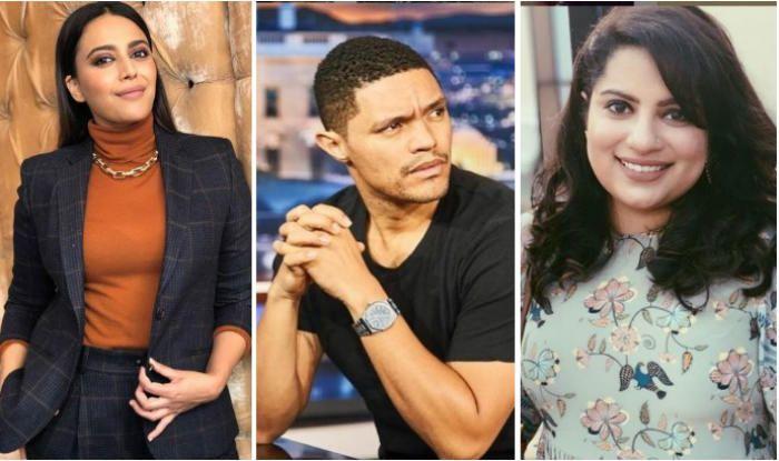 Swara Bhaskar, Mallika Dua slams comedian Trevor Noah For his racist remarks
