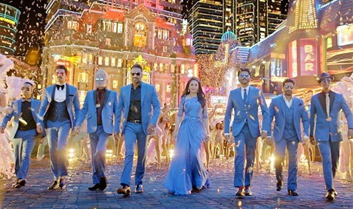 Scene from Total Dhamaal