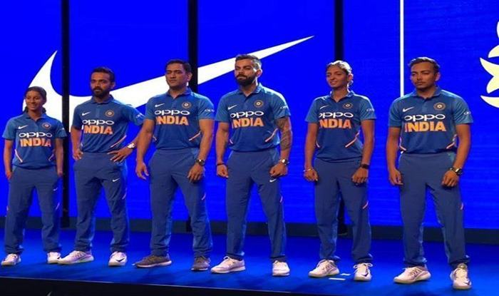 BCCI Unveils New Jersey For Virat Kohli And Co. For ICC World Cup 2019, Twitter Gives Mixed Reaction   WATCH
