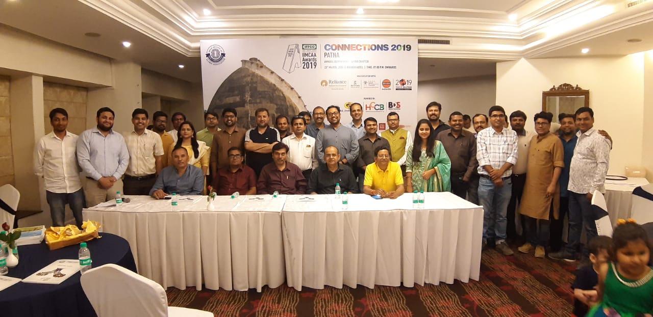 IIMC Alumni Connections Meet Held in Patna, Ahmedabad, Guwahati & Singapore