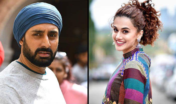 Abhishek Bachchan And Taapsee Pannu to be Sanjay Leela Bhansali's Sahir Ludhianvi And Amrita Pritam in The Biopic?